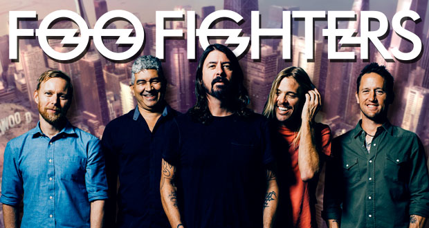 Foo Fighters Concert Tickets And Tour Dates