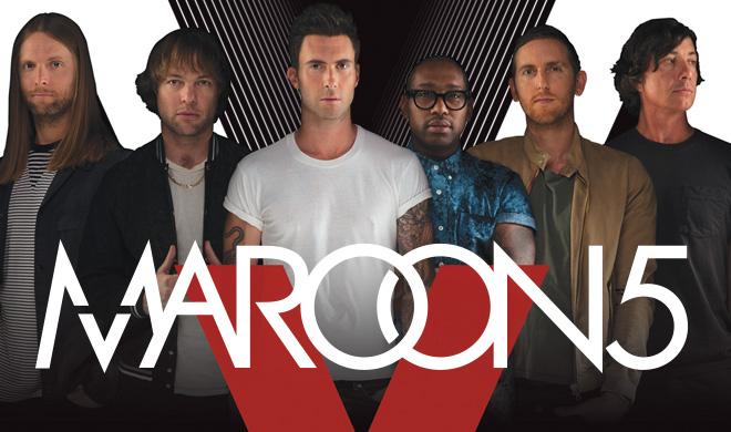Maroon  V Tour Setlist