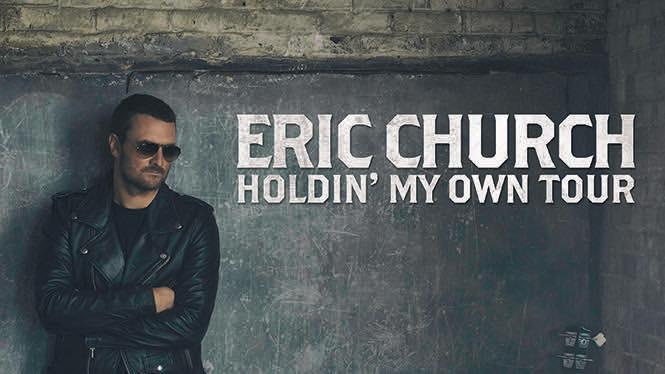Eric church concert dates in Melbourne