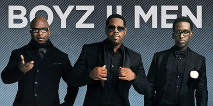 Image result for Boyz II Men under the