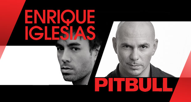 Enrique Iglesias and Pitbull Concert Tickets and Tour ...