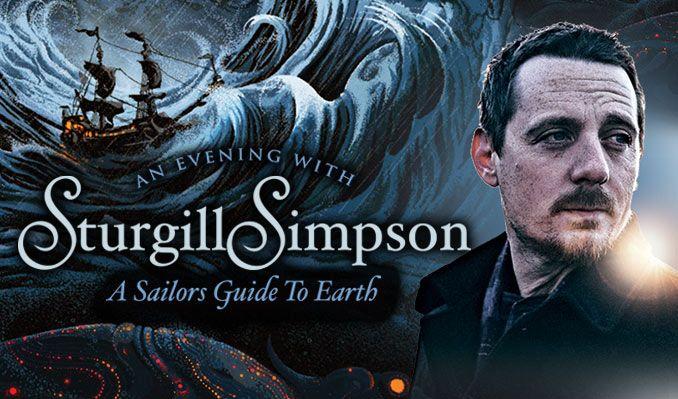Sturgill simpson tour dates in Australia