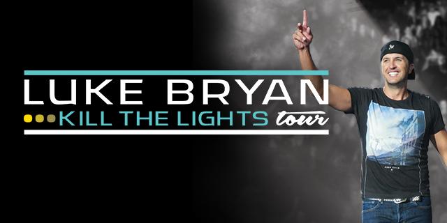 Luke bryan concert dates in Brisbane